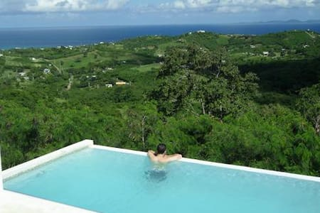 Perfectly romantic: views/prvt pool - Huvila