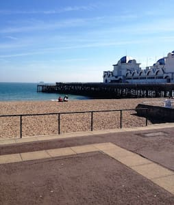 Sunny Southsea Seafront