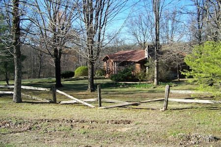 A spectacular view & lots of privacy in Monteagle - Monteagle - Maison
