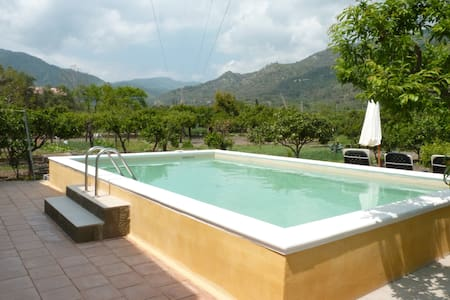 Comfortable Farmers House with Pool - Villa