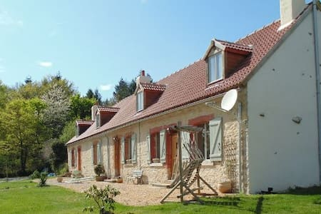 Three Beautiful Cottages with Pool - Talo
