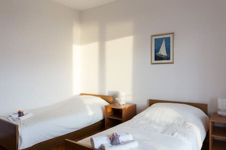 Sea view rooms in Dubrovnik area - Haus