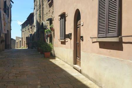 Appartamento Centro Storico Volterra - Apartamento