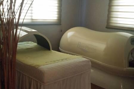 호텔형 인테리어로 깔끔하고 모던한 아파트형 빌라★★ - Apartment