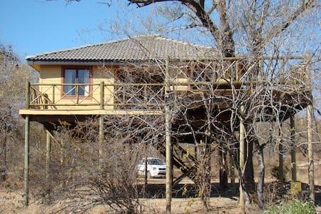 Majuli Tree House - Kruger Park - Casa