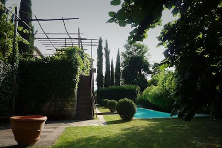 Borgo di Capannole: a place to stay