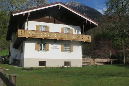 Haus Alpenblume - Ház
