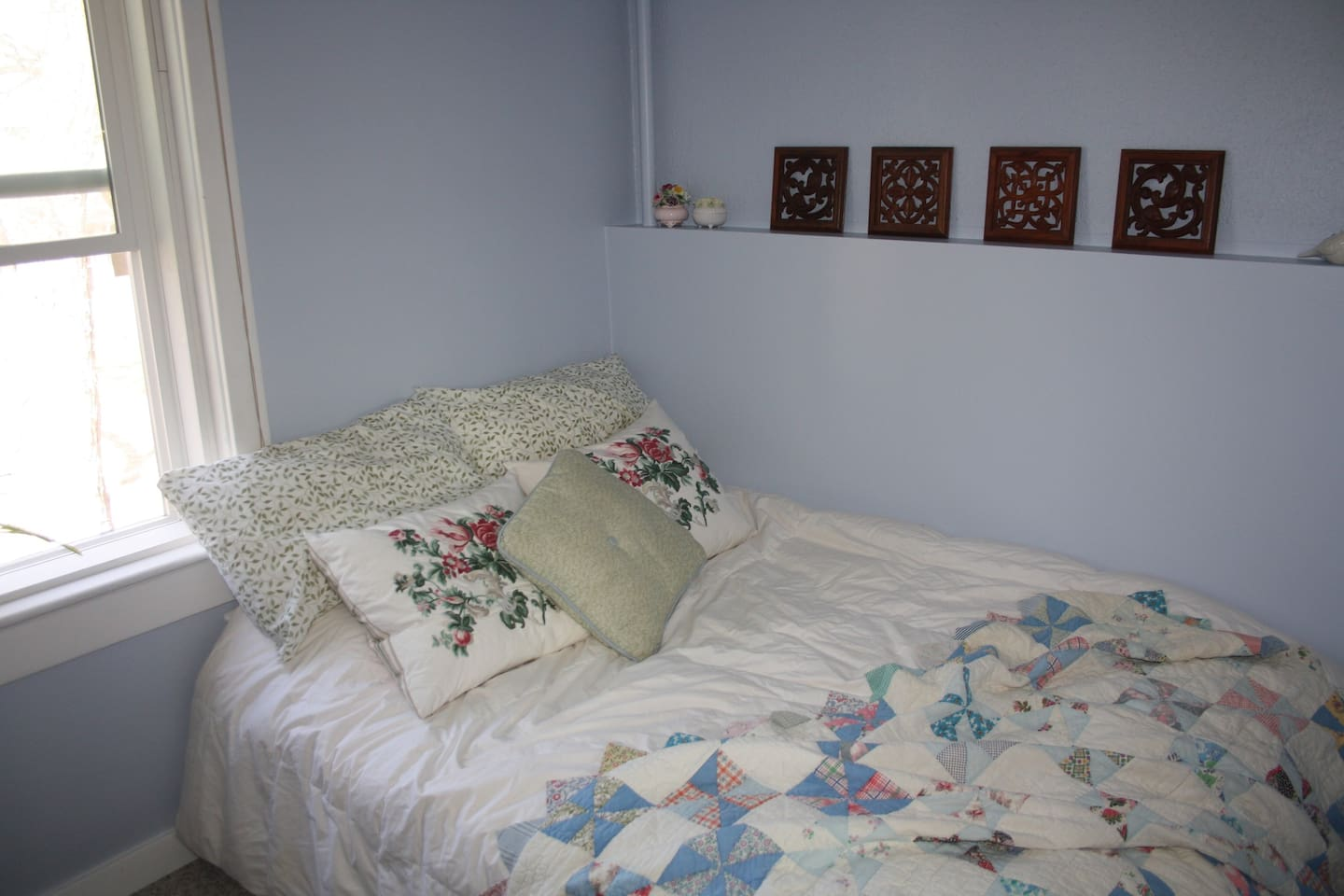 Check out our newly renovated airbnb room!