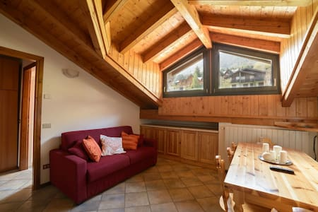 Nice and cozy apt - Ponte di Legno