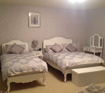 High quality en suite B&B room - Whitby - Pousada