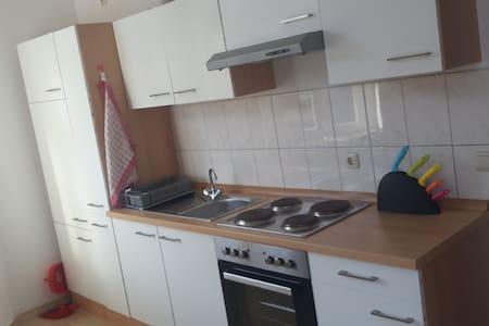 zent. gel. Wohnung für 1-7 Personen - Appartement