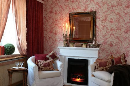 Cosy room in beautiful country house, B&B - Szoba reggelivel