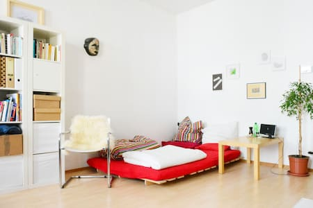 Double bed room in central area