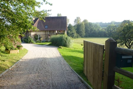 Lovely countryside Band B charming - Blangy-le-Château - Bed & Breakfast