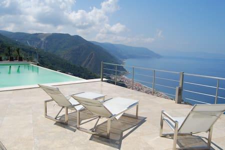 Luxury Seafront Villa Calabria - Bagnara Calabra
