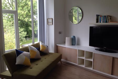 Lovely studio in village of Goosnargh - 公寓