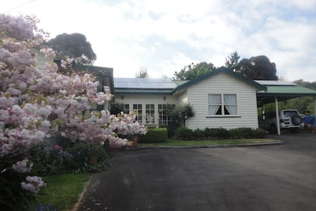 Tranquility in the Tamar Valley - Bed & Breakfast