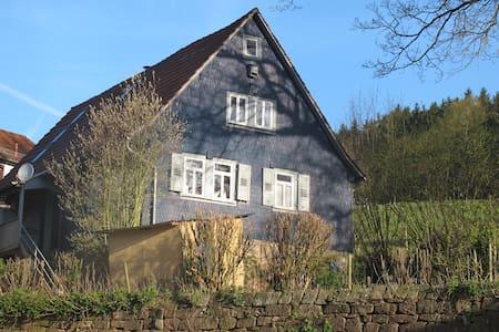Bauernhaus mit Charme im Mossautal - Hus