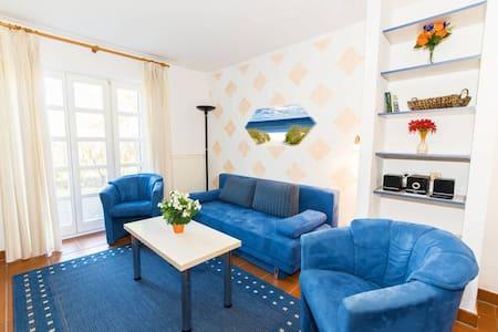 Meeresurlaub-Ruegen, Apartment Dünenschwalbe - Condominium