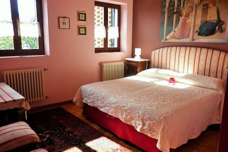 Romantic Room - House in the Wood Vicenza B&B - Isola Vicentina - Bed & Breakfast