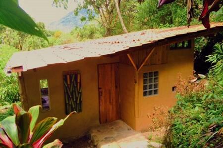 Bamboo Cabin at Finca Mia - Los Angeles de Rivas - Cabin