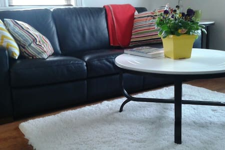 """THE BRINLEY"" COZY 2BR Uptown APT 2 - Saint John - Apartment"