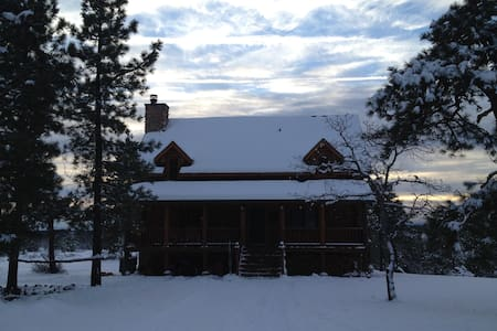 Cabin in the Forest - Goldendale - Stuga