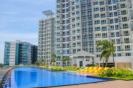 A spacious dream executive unit in the Resort Area - Lapu-Lapu City - Lyxvåning