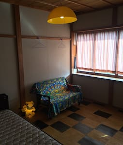 HIDA guesthouse&dormitory Room for 2people - 飛騨市