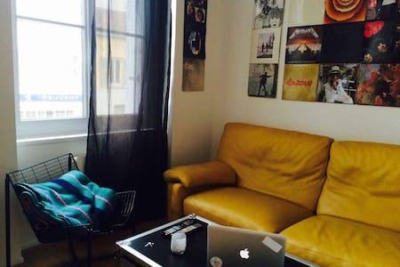 Appartement proche hyper centre de Lyon! - Lyon - Apartment