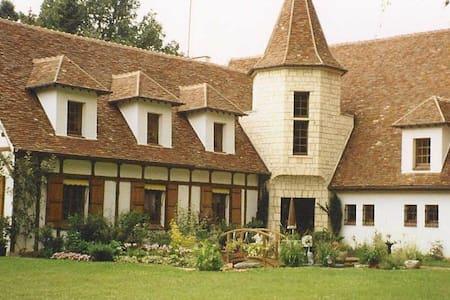 Le Manoir de La Couture Boussay - Gästehaus