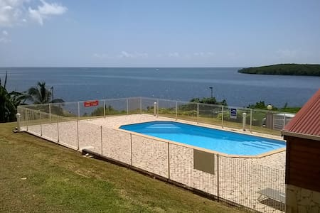 F2 dans résidence sécurisée avec piscine - Társasház