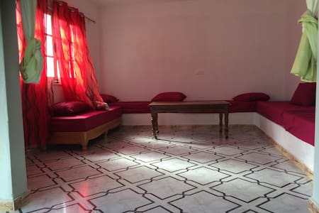 Location pour vacances - Ouled Benayed - Lejlighed
