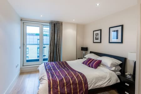 Modern spacious apartment, great location - London - Apartment
