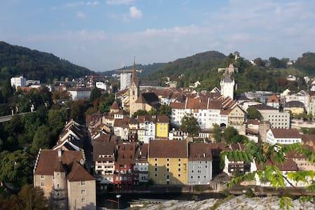 Im Herzen der Altstadt Baden - House