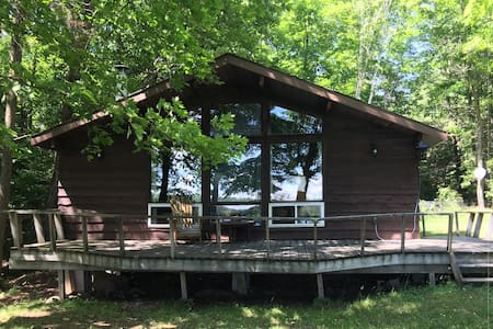 Beautiful Cottage On Private Beach - Magnetawan - Zomerhuis/Cottage