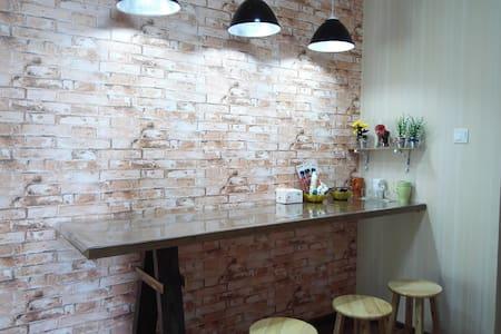 宁波东高速口迪卡侬宜家旁四室一厅可做饭市行政中心文化广场3.5公里 - Wohnung