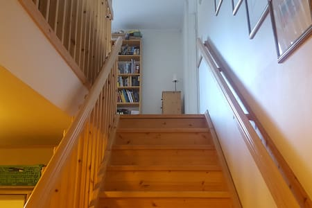 Number 7 Stormessa Double Bed - Longyearbyen - Apartment