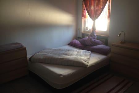 2 Zimmer mit Teeküche in meiner Wohnung - Appartement en résidence
