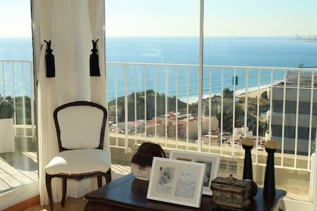 Vistas al mar y a Barcelona - Montgat - Wohnung