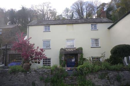 4 Rooms & B'fast in  North Devon Cottage - Rumah