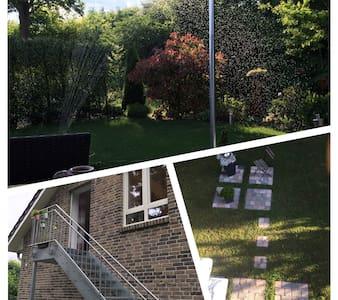 Neue Wohnung in Nordhorn - Nordhorn - Wohnung