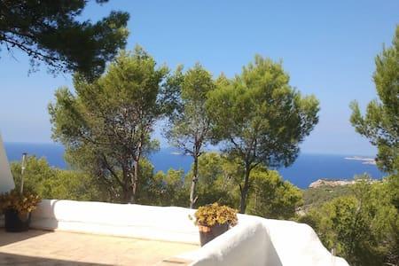 CALA VADELLA : avec très belle vue - Sant Josep de sa Talaia