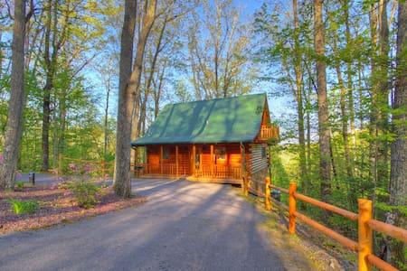 Mountain View, Wi-Fi, Privacy - Gatlinburg - Stuga