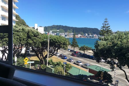 Top 20 oriental bay vacation rentals vacation homes for 126 the terrace wellington