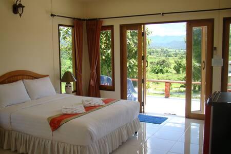 Deluxe Villa Mountain View - Pai