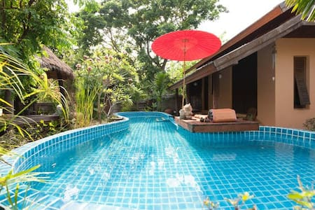 Lana style pool House Room 1 - Chiang Mai