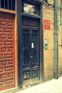 """Apartamento Turístico """"La Rua""""  - Tudela - Wohnung"""