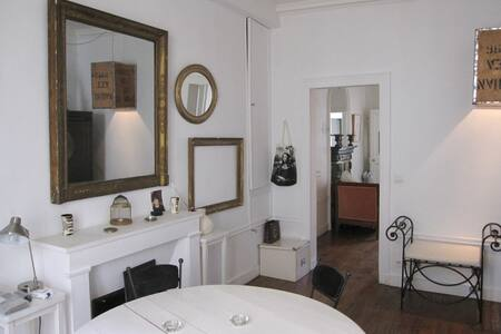 Chambre dans 80m2 -Paris Centre