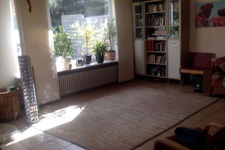 Familienhaus mit riesigem Garten - Toppenstedt